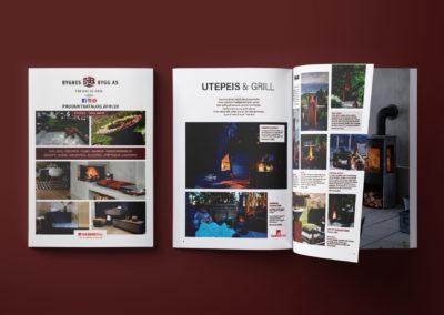 Katalog for Bygnes Bygg